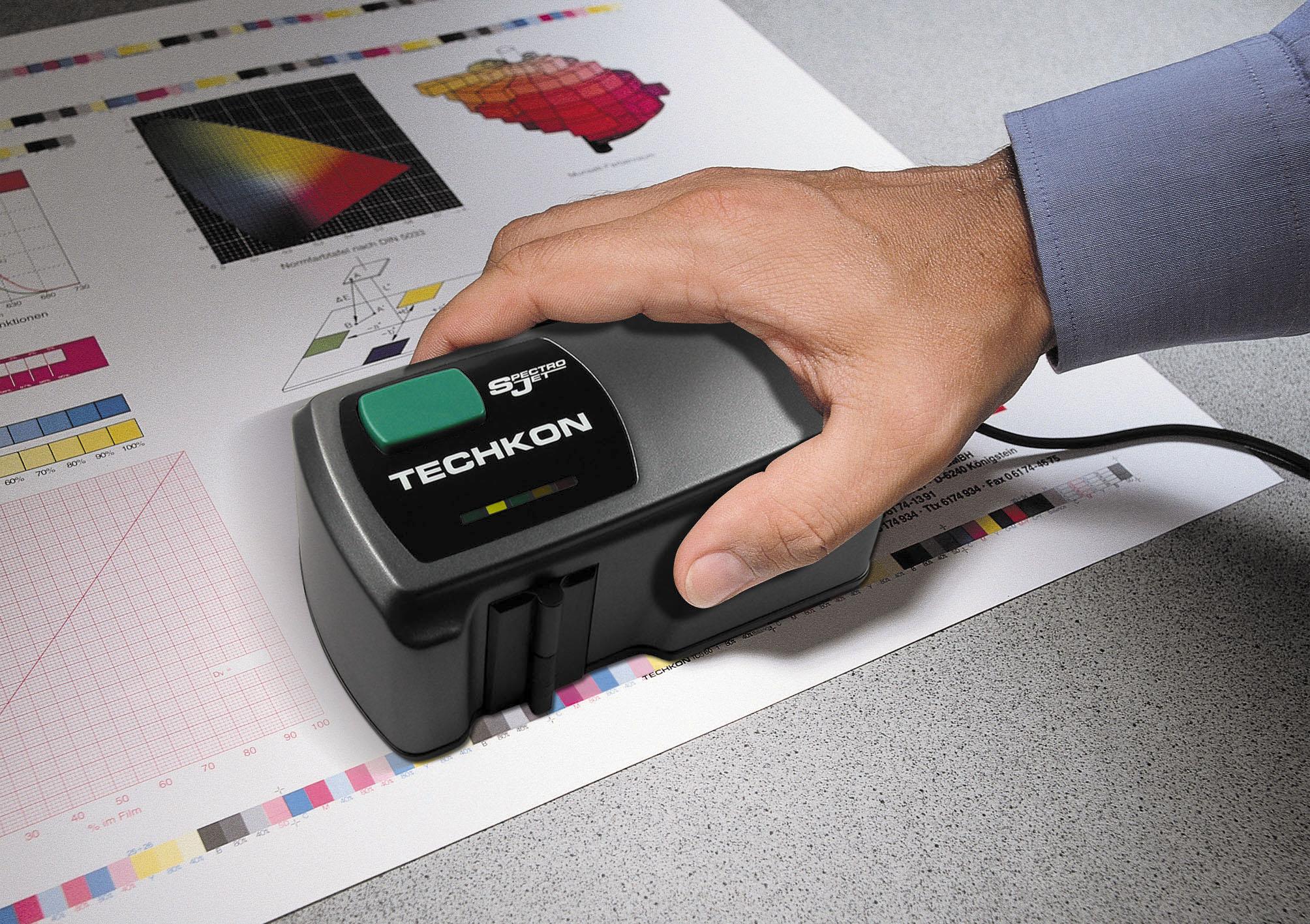 Techkon SpectroJet w/ ExPresso