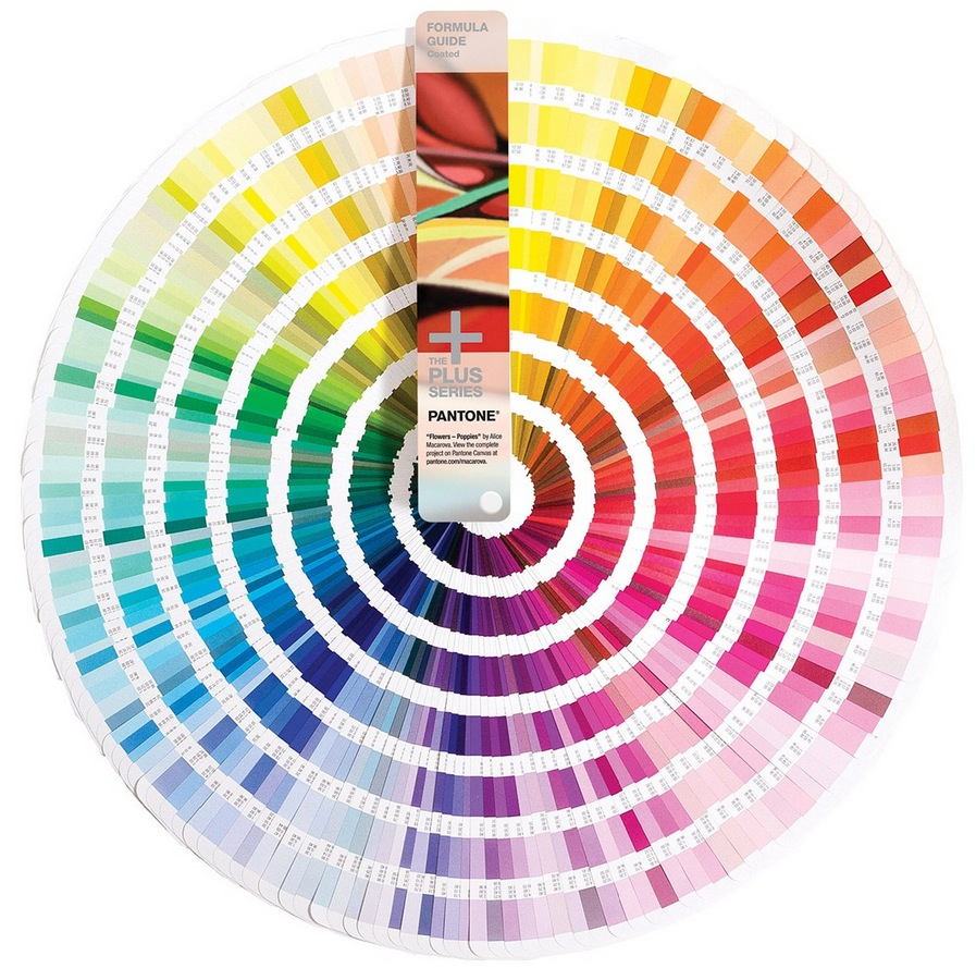 PANTONE® Formula Guide Coated & Uncoated