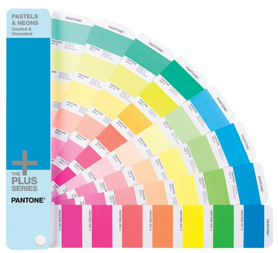 PANTONE® Pastels & Neons Coated & Uncoated