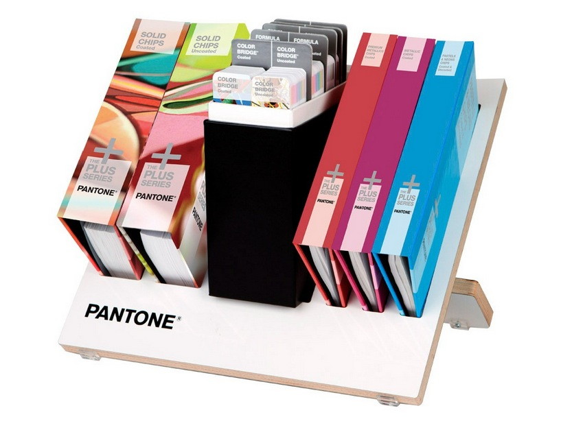 Pantone Reference Library (New Metallics)