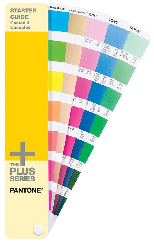 PANTONE® Starter Guide