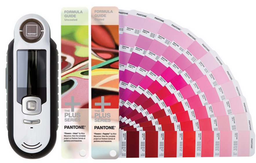 PANTONE® Capsure with Formula Guide