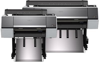 Epson SureColor P7000 & P9000 Printers