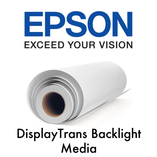 Epson DisplayTrans™ Backlight Media