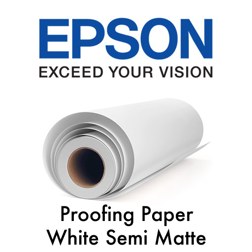 Epson Proofing Paper White Semimatte
