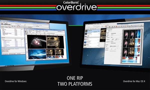 Overdrive for Mac