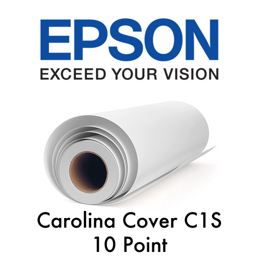 Epson Carolina Cover C1S 10 Point