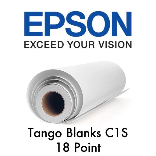 Epson Tango Blanks C1S 18 Point