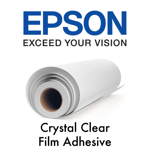 Epson Crystal Clear Film Adhesive