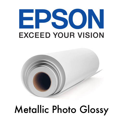 Epson Metallic Photo Paper - Glossy