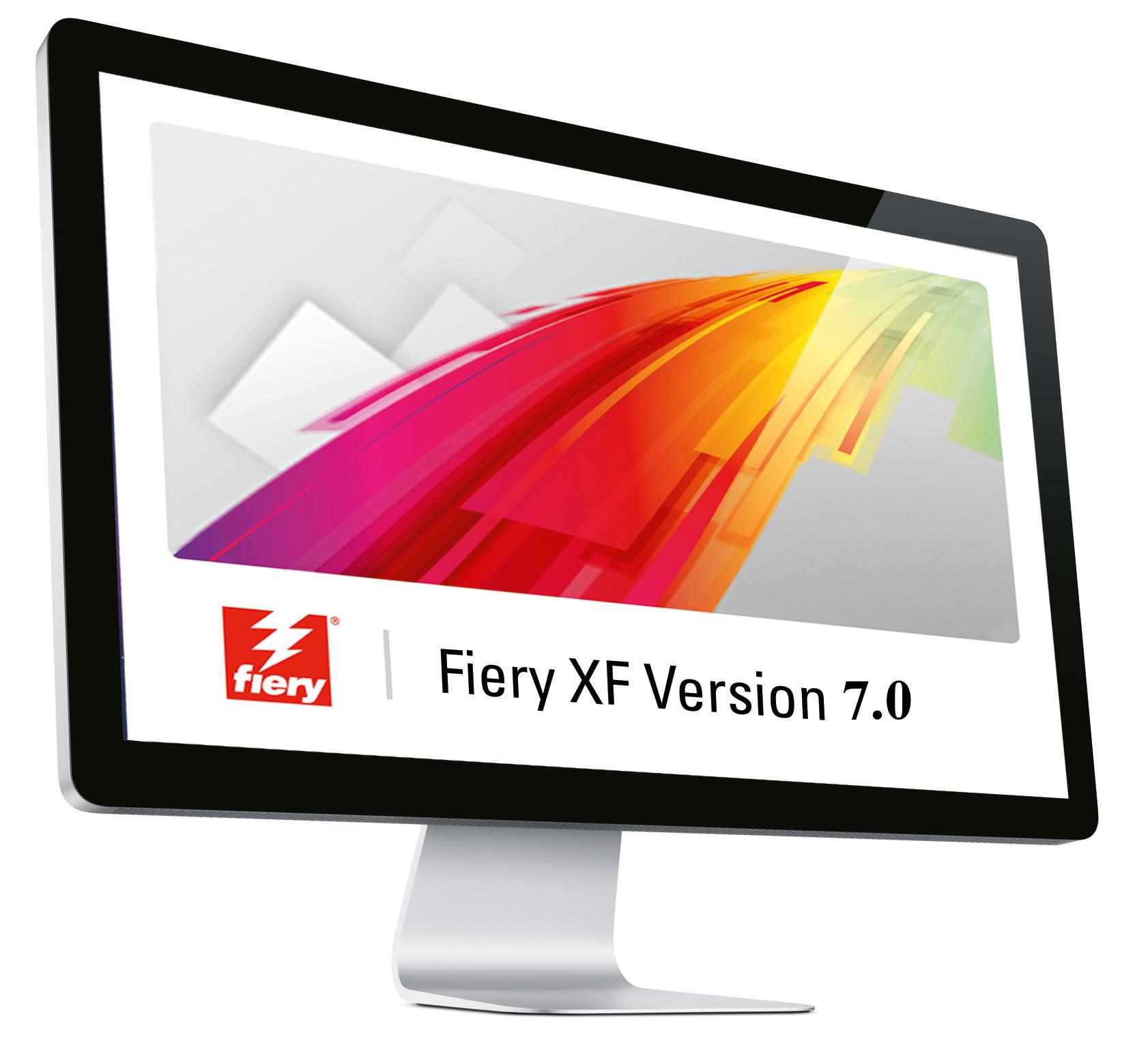 Fiery XF 7.1.4 Upgrades