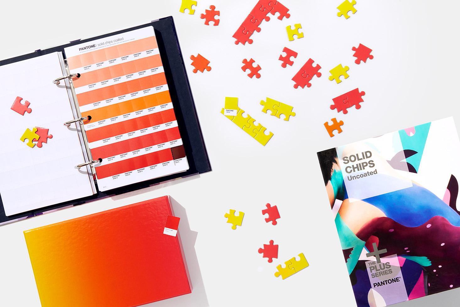 Pantone Plus Solid Chips