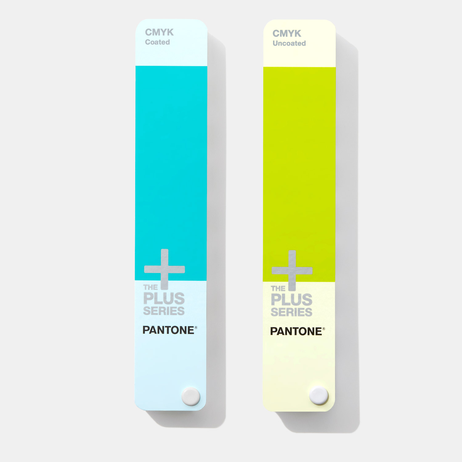 Pantone Plus CMYK Coated & Uncoated Set