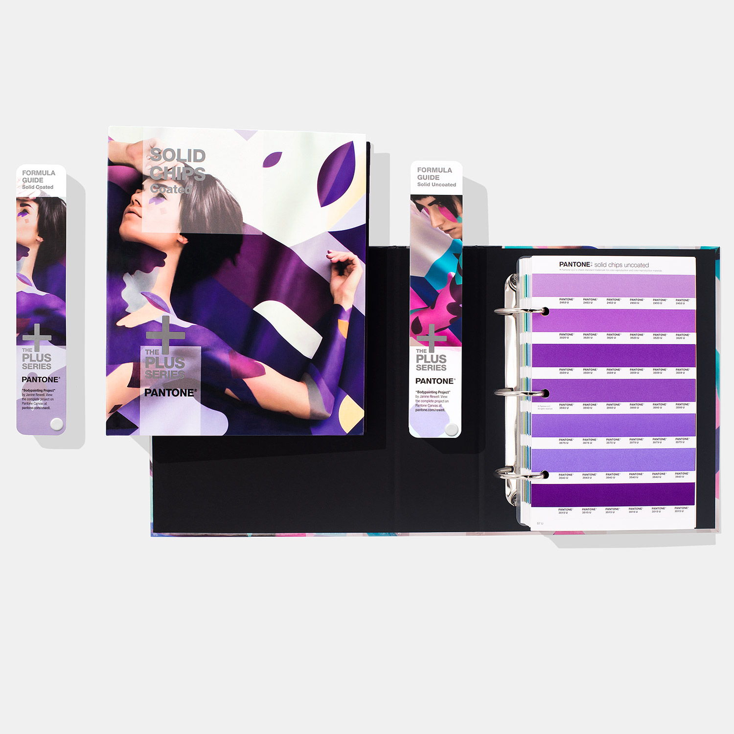 Pantone Plus Solid Color Set [Chips + Guides]