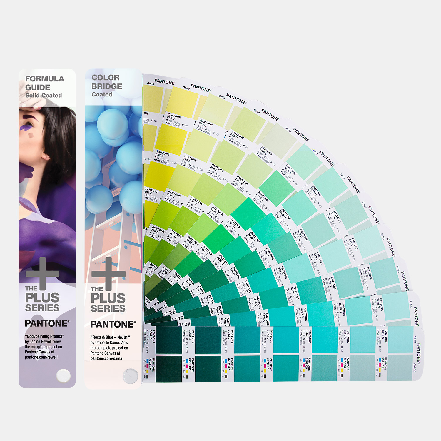 Pantone Plus Coated Combo