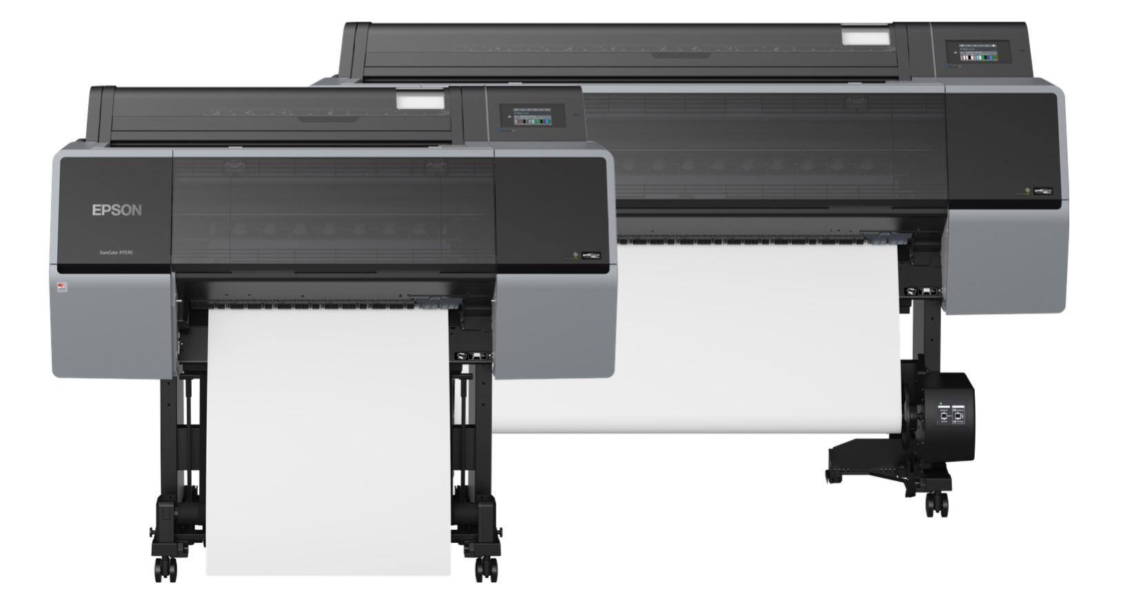 Epson SureColor P7570 & P9570 Printers