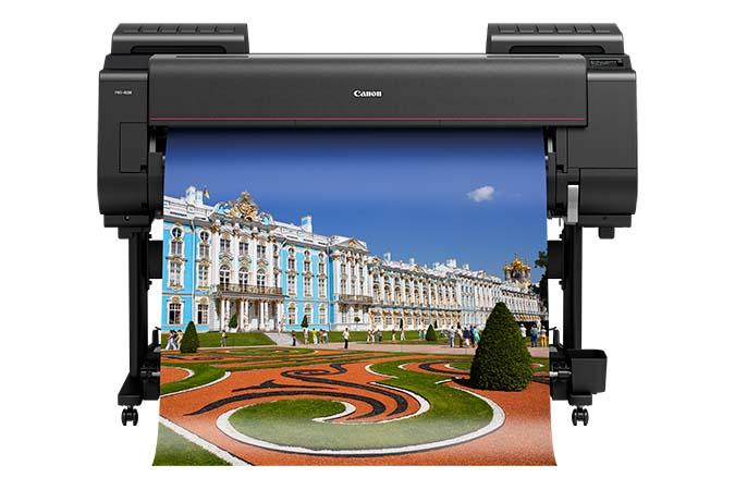 Canon imagePROGRAF PRO-4100 44